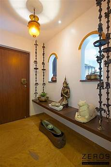 Home Wall Decor Drawing Ideas by Entrance Area Interiors Foyers And Puja Room