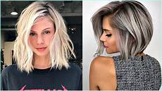 12 beautiful medium bob haircuts edgy looks youtube