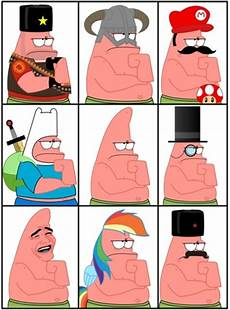 free form jazz variety patrick star by toaster nator on