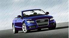 2009 audi a4 convertible top speed