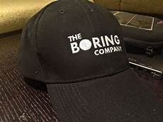 elon musk raises 300k for the boring co in quot initial hat