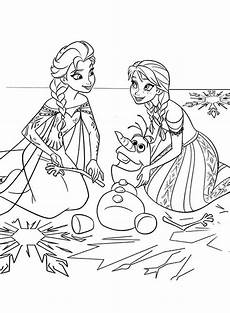 Malvorlagen Frozen Bunny Frozens Olaf Coloring Pages Disney Coloring Pages