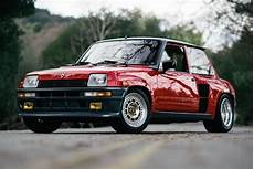 Just Listed 1985 Renault 5 Turbo 2 Evolution Automobile