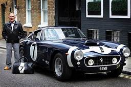 Stirling Moss Ferrari 250 GT SWB Sold For $11 Million