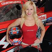Courtney Force  Daughter Of John