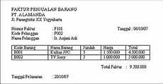 contoh faktur pajak perusahaan dagang memahami lebih dalam bukti transaksi keuangan bukti transaksi keuangan yang digunakan dalam