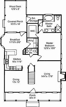 cajun cottage house plans creole cottage hwbdo05069 tidewater house plan from