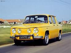 Renault 8 S 1969 71 Wallpapers 1600x1200