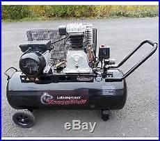 Druckluft Kompressor 100l - knappwulf luftkompressor druckluft kompressor 100l kessel