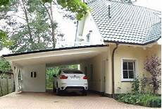 garage pultdach pultdach carport my house abri voiture