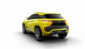 Mitsubishi Previews Their First Fully Electric SUV With