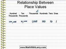 place value relationships 4th grade worksheets 5526 for lesson 32 relationship between place values