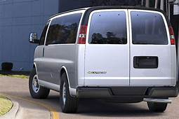 2020 Chevrolet Express Passenger Van Exterior Photos  CarBuzz