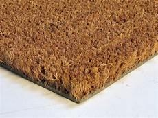 zerbini in cocco cocco naturale 17mm tappeto su misura