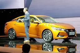 All New 2019 Nissan Sylphy Revealed In Auto Shanghai