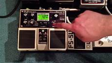 delay pedal with presets setting up a delay pedal with presets