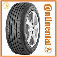 pneumatici gomme continental conti eco contact 5 205 55
