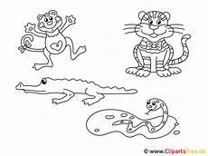 bilder zu malen tiere