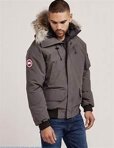 discount canada goose chilliwack padded bomber jacket