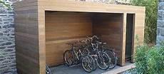 abri vélo bois un abri de jardin design differents archzine fr