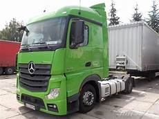mercedes benz mp4 used mercedes actros mp4 1845 l space low