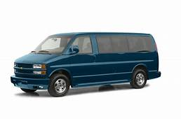 2002 Chevrolet Express LT Specs Safety Rating & MPG