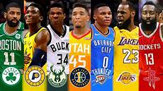 nba 2018 2019 best player of every team youtube
