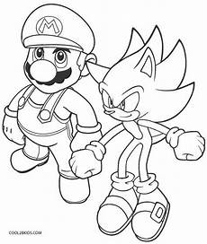 malvorlagen free printable sonic coloring pages for cool2bkids