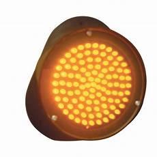 Feu Flash 12 24v D200mm Orange