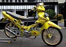 Modifikasi Honda Supra 2002 by 50 Gambar Modifikasi Honda Supra X 125 Keren Gagah