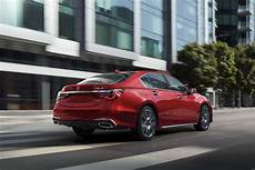 2018 acura rlx adds fresh styling 10 speed automatic