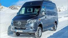 2019 mercedes sprinter 319 cdi 4x4 tourer which