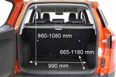 ford kuga kofferraum maße adac auto test ford ecosport 1 0 ecoboost titanium