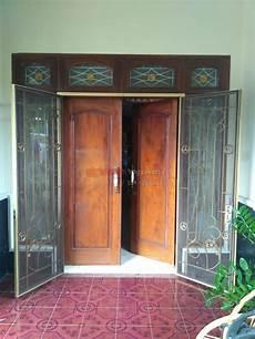 Pemasangan Teralis Pintu Kupu Tarung Dan Ram Magnetic