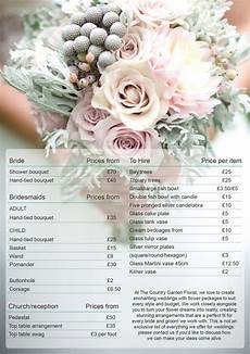 Wedding Flower Price 17 best images about wedding photography brochure on