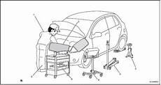 online service manuals 1996 toyota previa windshield wipe control toyota yaris 2007 repair manual online manual sharing