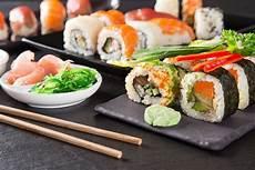 Sushi So Gesund Kann Fastfood Sein