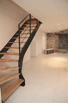 escalier maison quart tournant escaliers maison
