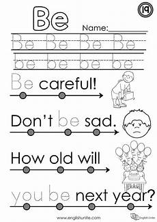 beginner worksheets 19292 beginning reading 19 be learn words phonics reading kindergarten reading