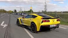 corvette z06 c7 r edition accelerations