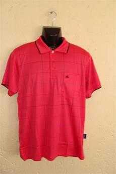 t shirts daniel hechter golf t shirt x large was sold