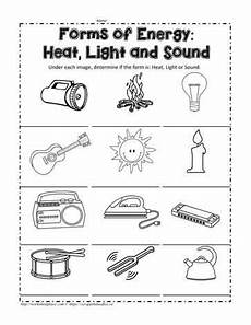 science heat worksheets 12221 heat light or sound worksheets teaching energy sound energy grade worksheets