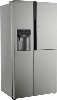 frigo americain lg 2 portes refrigerateur americain lg gws6039sc moins cher