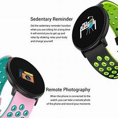 Bakeey Rate Monitor Multi Sport by Smart Watches Bakeey W9 Colorful Rate Monitor