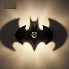 children room led batman light shadow wall sconce porch wall l home led spot abajur
