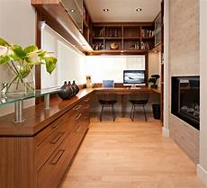 Modern Home Office - residential modern home office calgary by tracy