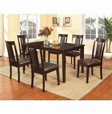 Kitchen Table Sets Michigan by 60 Quot Dining Table 6 Chairs Dinettes Dining Rooms