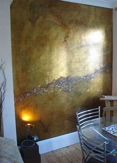 home design and decor interior metallic paint wall