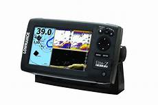 lowrance elite 7 chirp sonar fishfinder gps char end 4
