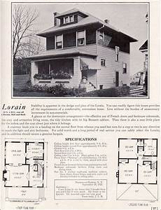 modern foursquare house plans foursquare prairie box 1922 lorain by bennett homes
